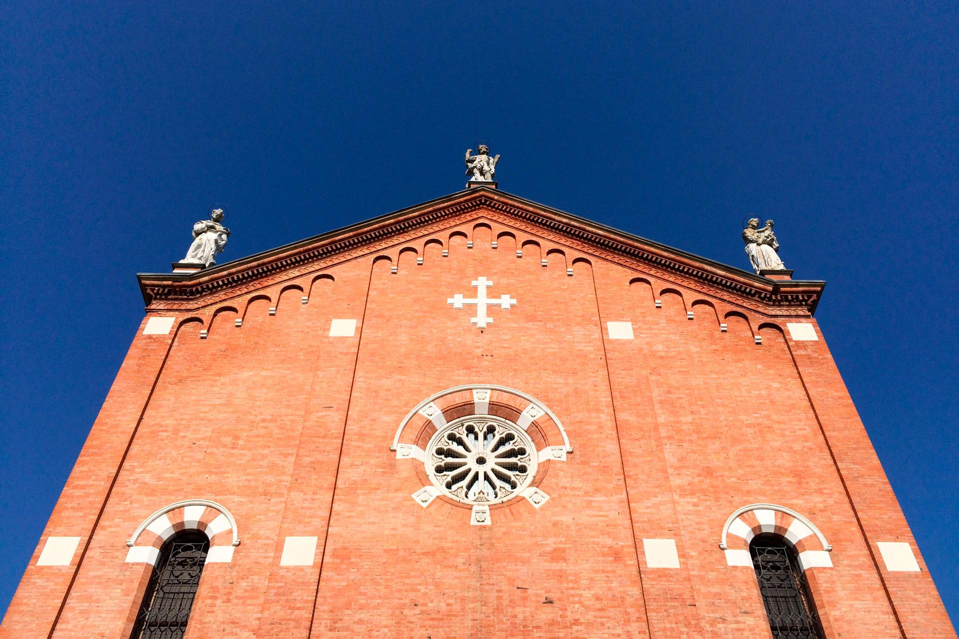 Anguillara Veneta_Chiesa di S. Andrea