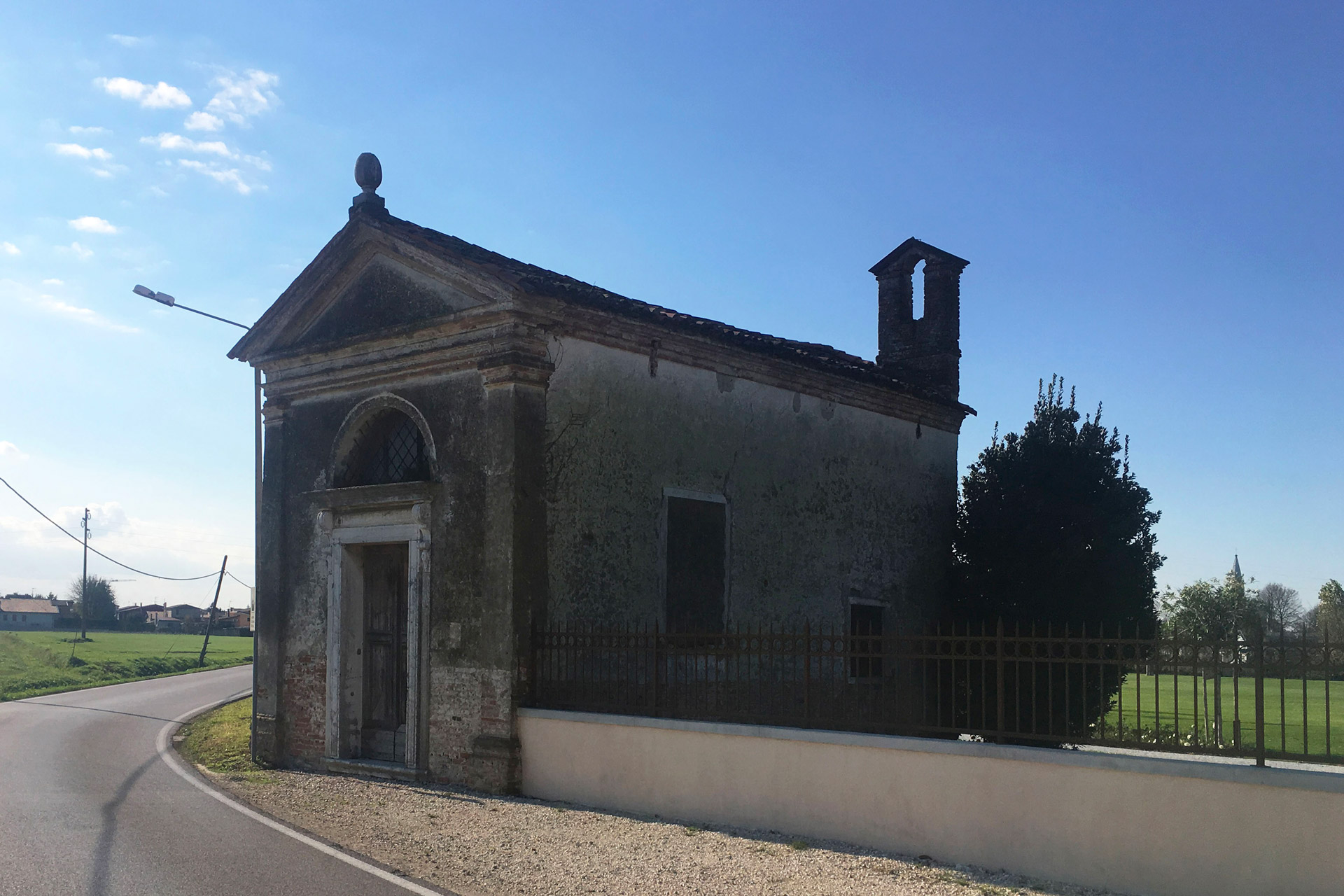 Pernumia_Oratorio San Bortolo
