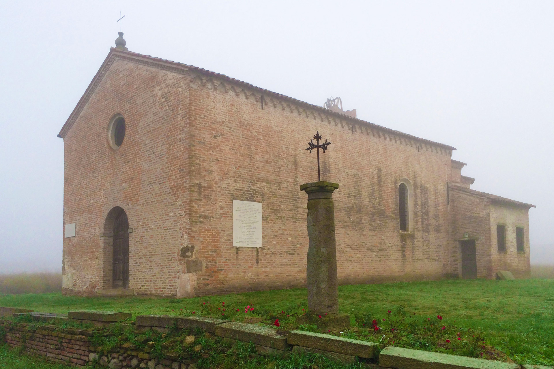 Pernumia_Oratorio della Santissima Trinità