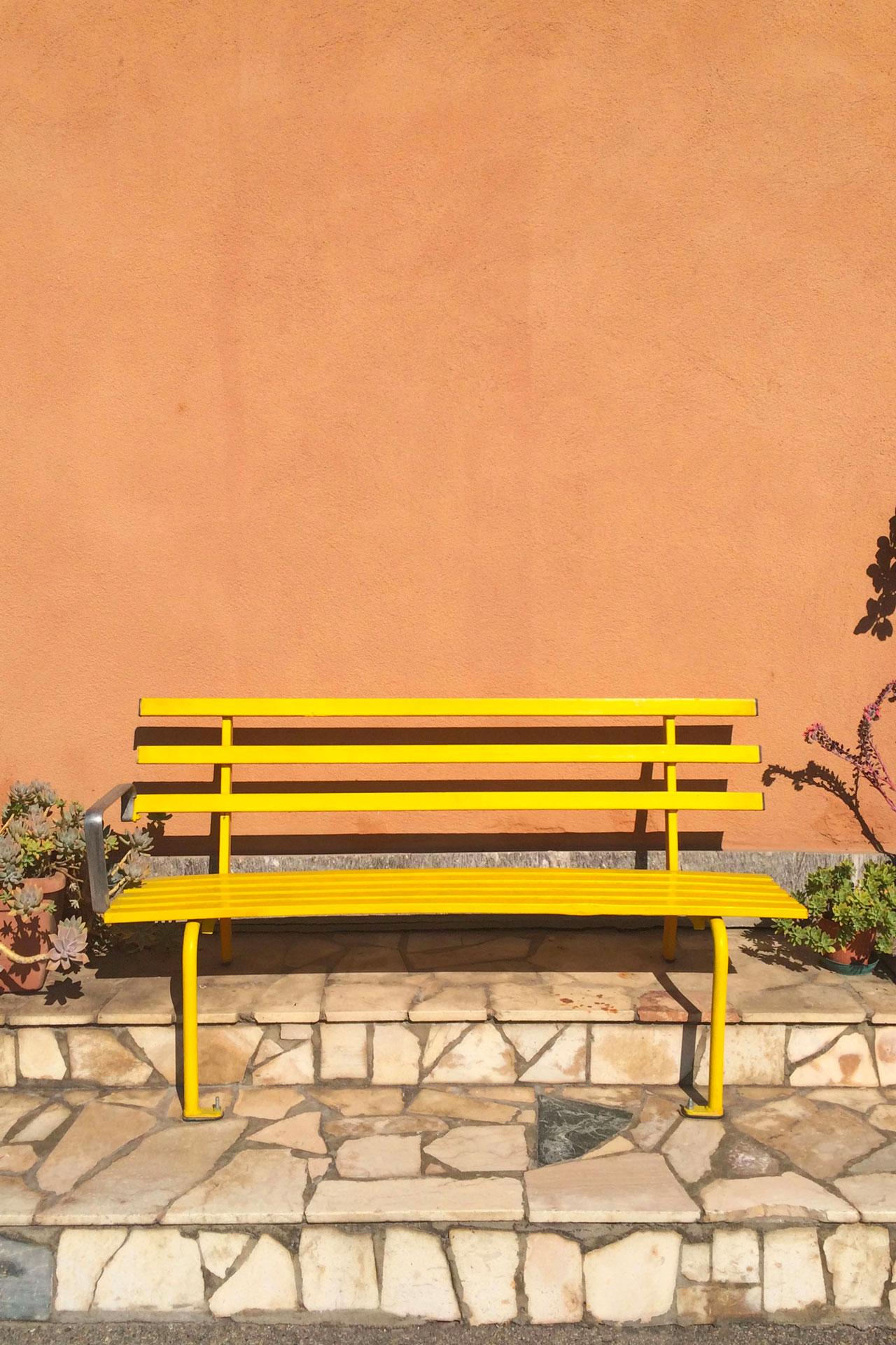 Anguillara Veneta_La panca gialla