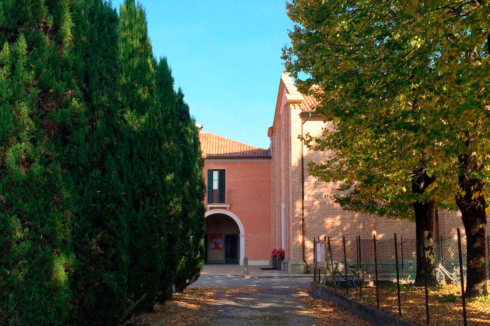 San Pietro Viminario_Scorcio della Chiesa di San Pietro